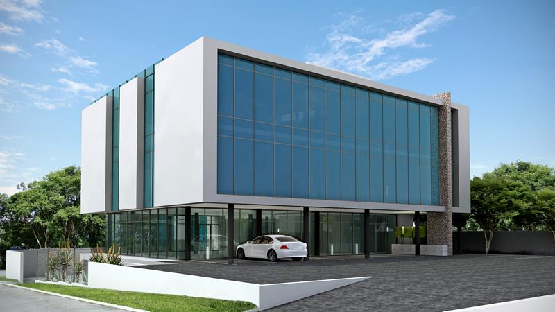 Commercial architecture commercial architects in for Architectural design companies in johannesburg