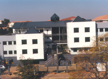 Commercial Architecture in South Africa